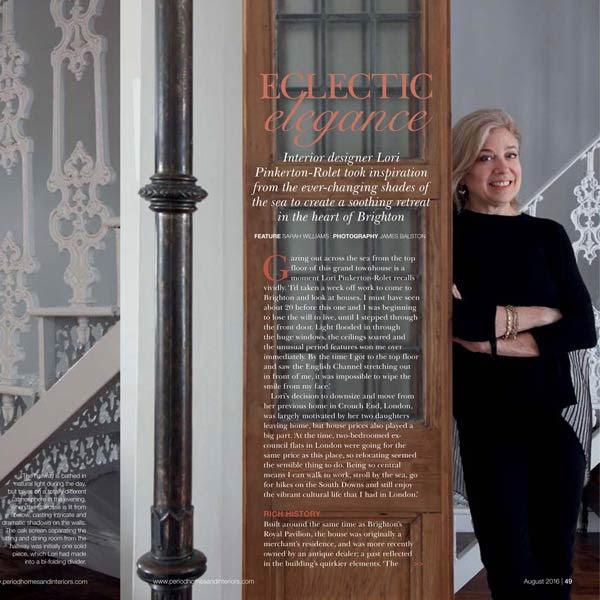 In the Press: Period Homes & Interiors Magazine