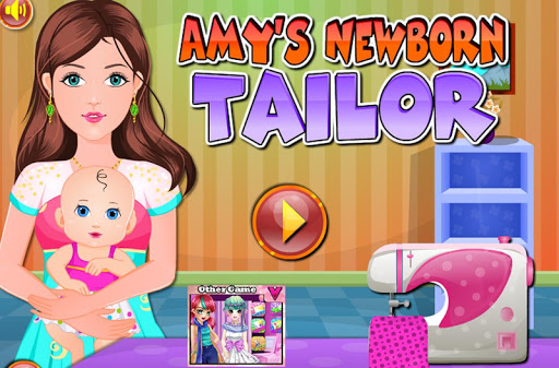 Become a tailor for newborns