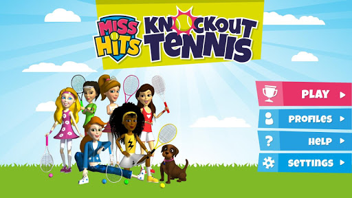 Miss-Hits Knockout Tennis