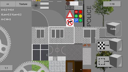 3DMap. Constructor screenshots 3
