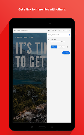 Adobe Acrobat Reader 18.5.1.8310 screenshots 11