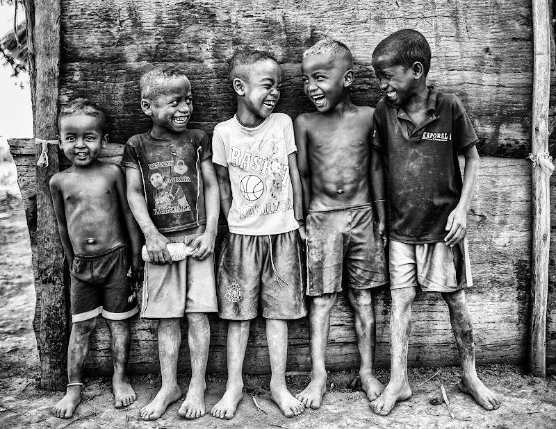Smiling souls di Marco Tagliarino
