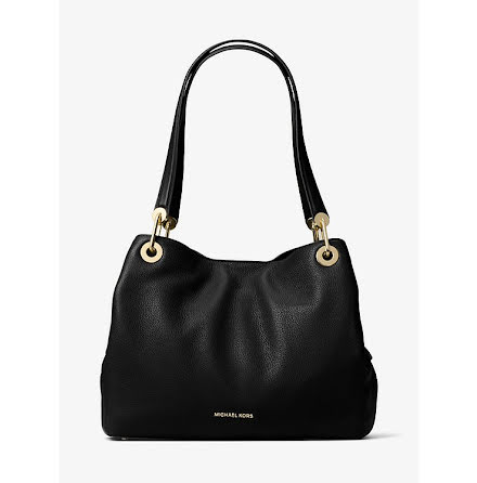 Raven: Large Shoulder Tote, black