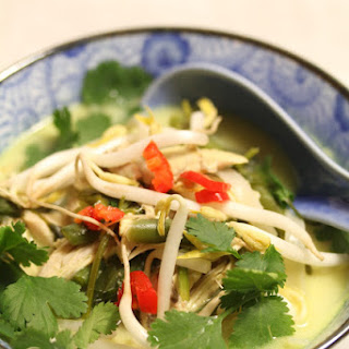 Thai Soup to Celebrate the Year of the Hare.
