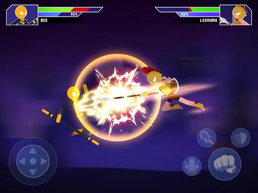 Galaxy of Stick: Super Champions Hero screenshots 9