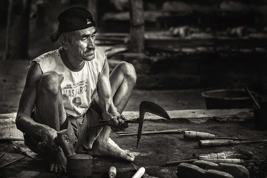 by Erwin Sugito - People Portraits of Men