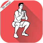 30 Day Butt Workout Challenge icon