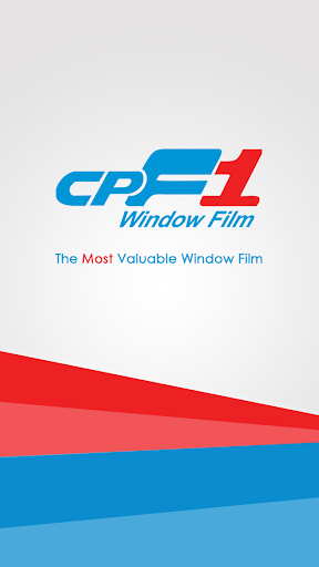 CPF1 Window Film