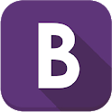 Learning Bootstrap 4  - Tutorial icon