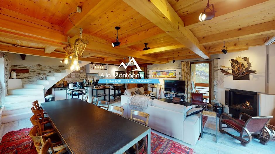 Vente maison 12 pièces 404 m² à Sainte-Foy-Tarentaise (73640), 1 350 000 €