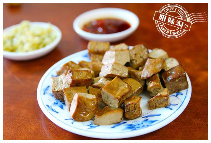 姚家蘭州拉麵小菜