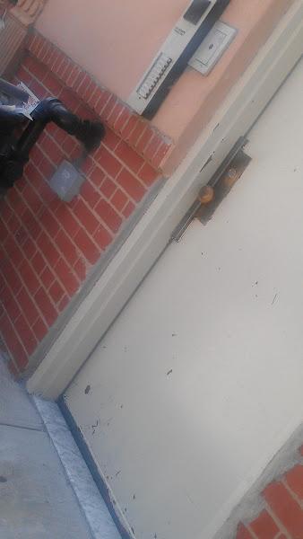 Photo: front door/ option 1