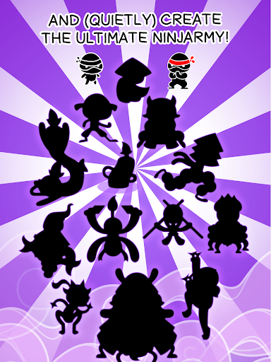 Ninja Evolution - Create & Merge Stealth Warriors for PC