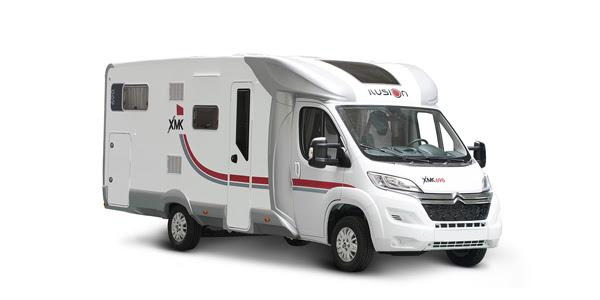 Venta y alquiler de autocaravanas ILUSION XMK 690 en Zaragoza y Huesca