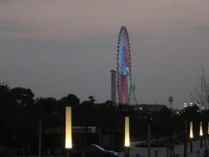 Photo: 2002年10月15日 夕暮れ観覧車  お台場にて