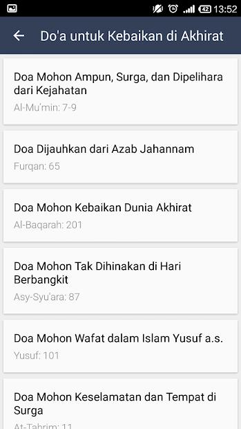 Dua in Quran on Google Play Reviews   Stats