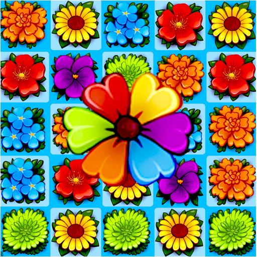 Blossom Jam Flower Shop - Match 3 Puzzle Adventure (game)