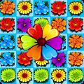 Flower Blossom Jam - Fun Match 3 & Free Match Game