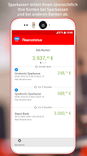 Sparkasse+- screenshot thumbnail