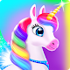 Download Rainbow Baby Unicorn - My Favorite Pet For PC Windows and Mac
