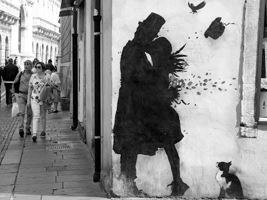 C'è chi ama e chi guarda dall'altra parte di Pixelnature Photo