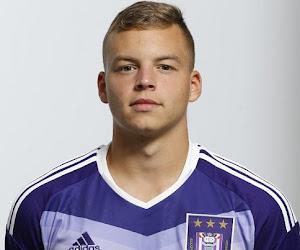 Anderlecht prolonge un de ses jeunes talents