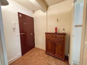 Appartement meublé 2 pièces 49,41 m2