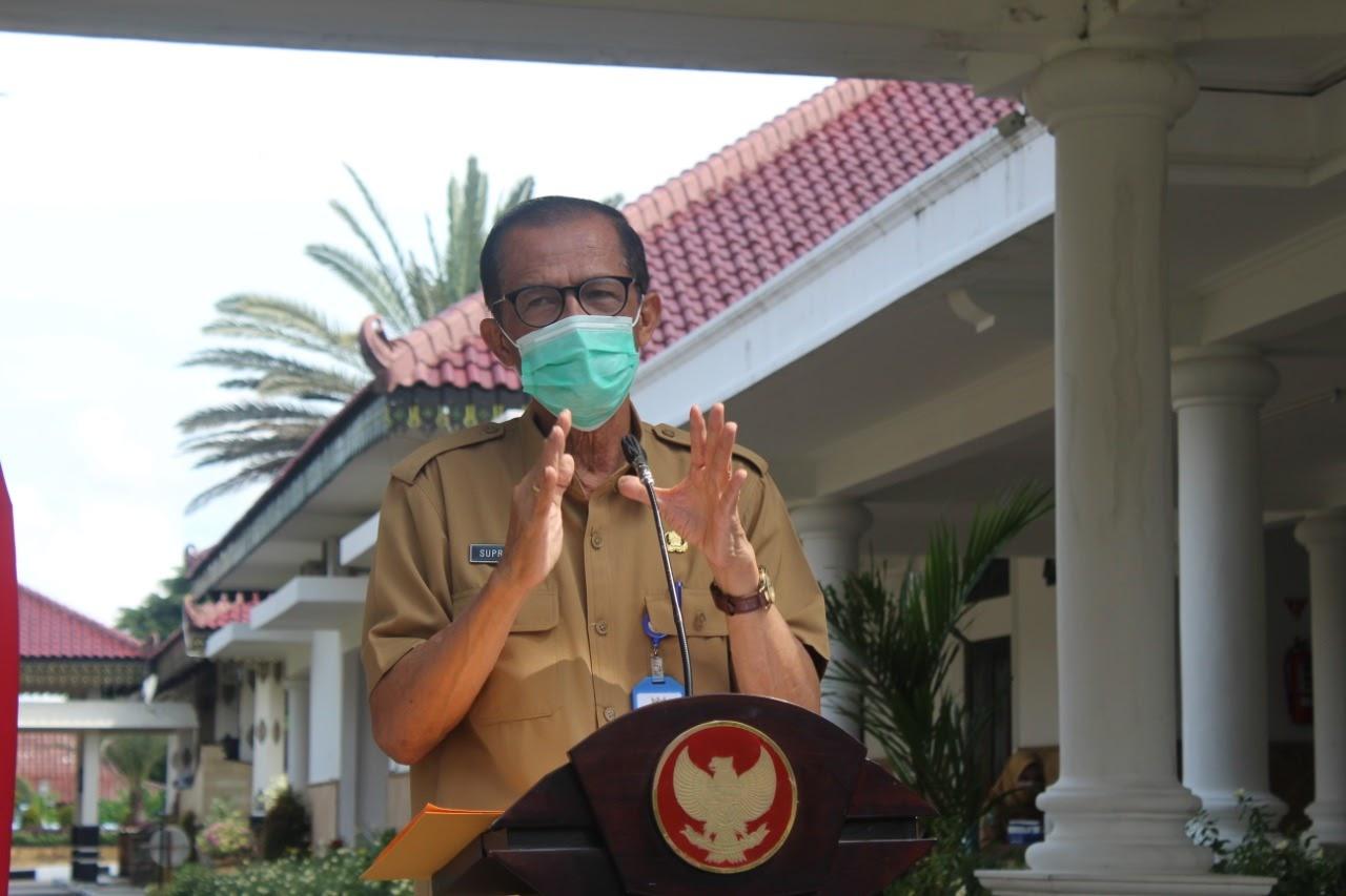 Bupati Suprawoto : Pastikan Nakes di Magetan Siap Lakukan Vaksinasi