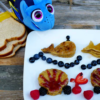 Finding Dory French Toast
