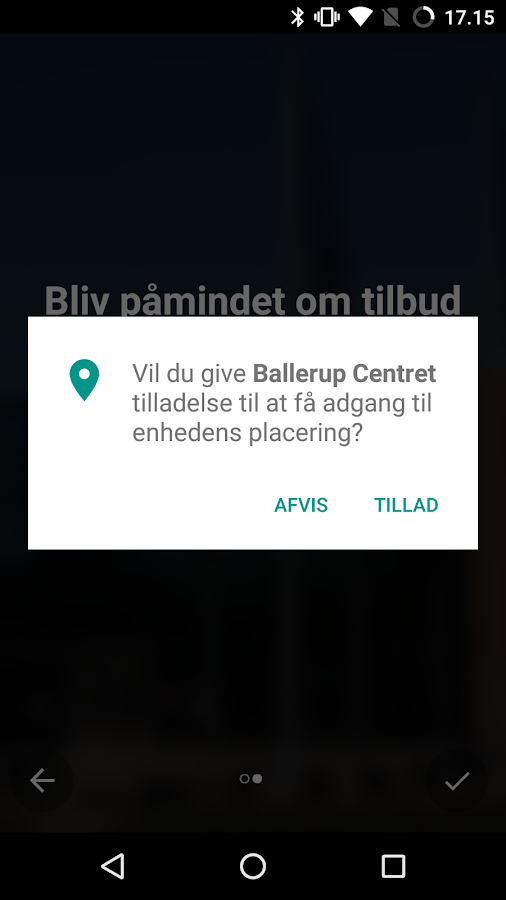 Ballerup Centret – screenshot