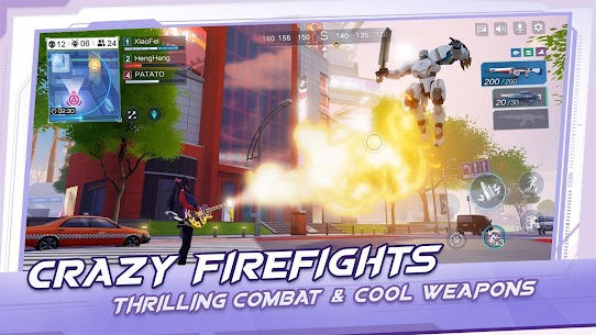 Super Mecha Champions Apk Download For Android and Iphone 3