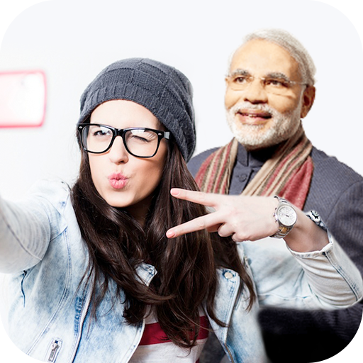Selfie With Modi Ji