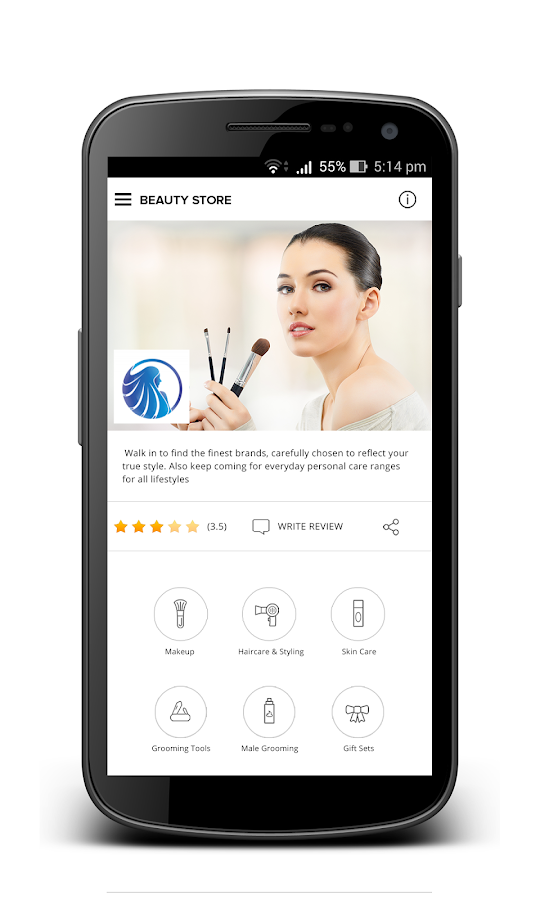 ShopLyne - Local Shopping App- screenshot