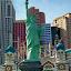 Vegas by Beverly Lee - City,  Street & Park  Amusement Parks ( vegas, statue of liberty, amusement park, las vegas,  )
