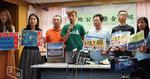 週日遊行反填海 守護大嶼聯盟:香港屬於香港人 林鄭唔可以一個人話事