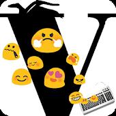 Video Keyboard -Chat Emoji&GIF