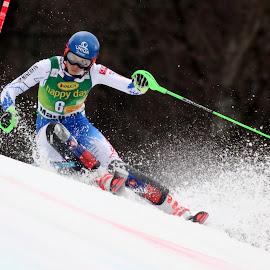 Petra Vlhova  by Igor Martinšek - Sports & Fitness Snow Sports ( petra vlhova, 55 golden fox, fis ski world cup slalom rade )