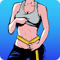 Lose Belly Fat-Home Abs Fitness Workout APK