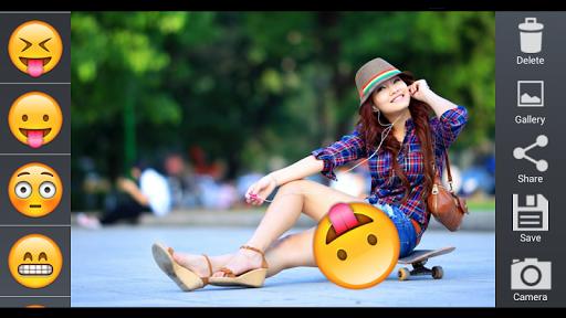 Emoji Camera Sticker
