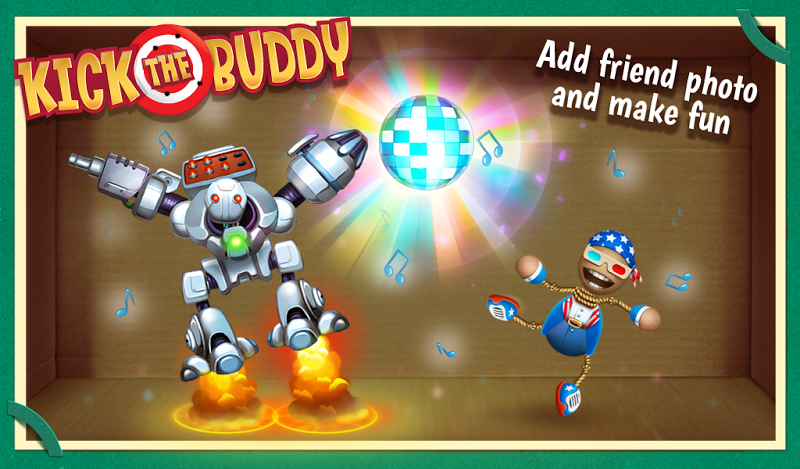 Kick the Buddy Screenshot 2