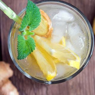 Homemade Ginger Drinks Recipes.