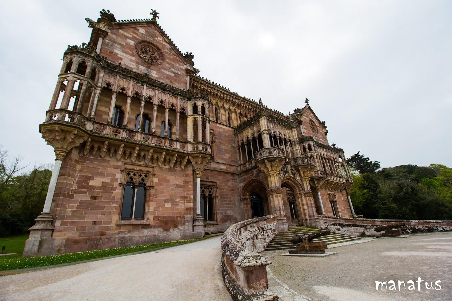 palacio de comillas