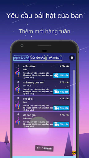 Song Tiles - Song gio Bac phan - Magic Tiles Piano apkmr screenshots 5
