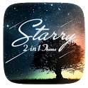 (FREE) Starry 2 In 1 Theme icon