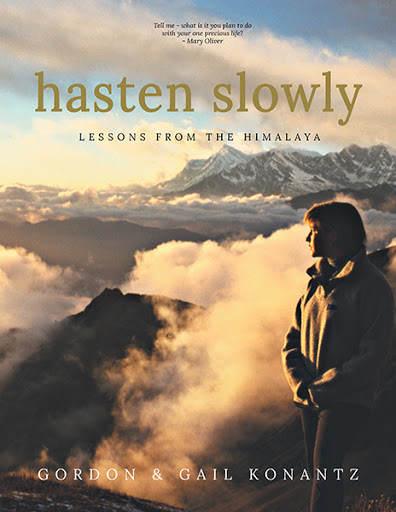 Hasten Slowly cover