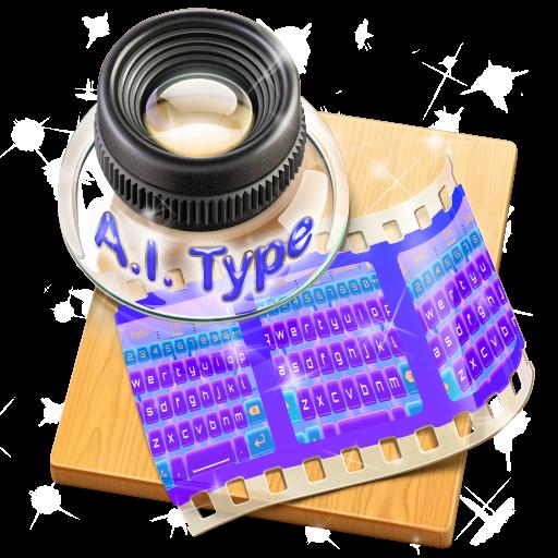 紫色實驗Zǐsè shíyàn AiType 個人化 App LOGO-硬是要APP