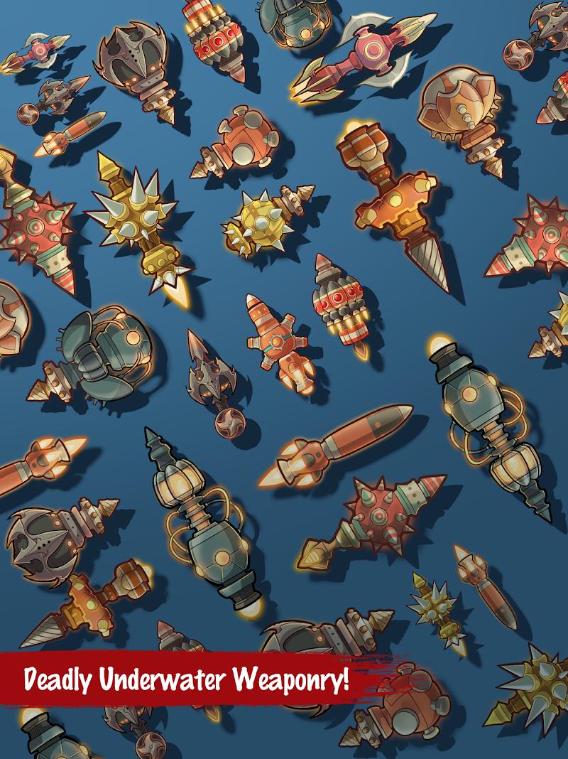 Mobfish Hunter Screenshot 12