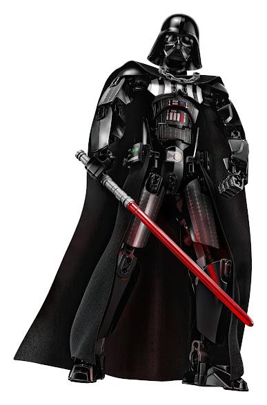 Contenido de Lego® 75534 Darth Vader™