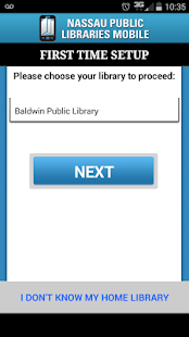 Nassau Public Libraries Mobile- screenshot thumbnail