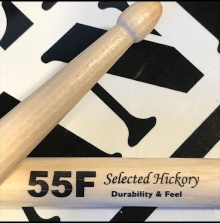 55F Wincent - Trumstockar i Hickory med Trädruva